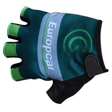 2014 Europcar Cycling Glove Short Finger bicycle sportswear mtb racing ciclismo men bycicle tights bike clothing