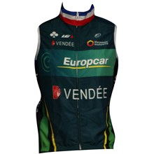 2014 Europcar Thermal Windproof Vest Cycling Vest Jersey Sleeveless Ropa Ciclismo Only Cycling Clothing  cycle jerseys Ciclismo bicicletas maillot ciclismo  cycle jerseys XXS