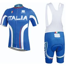 2015 ITALIA Cycling Jersey Maillot Ciclismo Short Sleeve and Cycling bib Shorts Cycling Kits Strap  cycle jerseys Ciclismo bicicletas maillot ciclismo