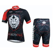 2015 Rock Racing Cycling Jersey Short Sleeve Maillot Ciclismo and Cycling Shorts Cycling Kits  cycle jerseys Ciclismo bicicletas maillot ciclismo