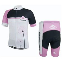 2015 Merida Pink Cycling Jersey Short Sleeve Maillot Ciclismo and Cycling Shorts Cycling Kits  cycle jerseys Ciclismo bicicletas maillot ciclismo