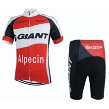 2015 GIANT Alpecin Red Cycling Jersey Short Sleeve Maillot Ciclismo and Cycling Shorts Cycling Kits  cycle jerseys Ciclismo bicicletas maillot ciclismo