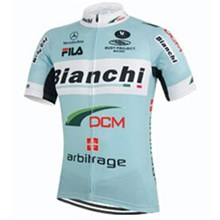 2015 Bianchi Cycling Jersey Ropa Ciclismo Short Sleeve Only Cycling Clothing  cycle jerseys Ciclismo bicicletas maillot ciclismo