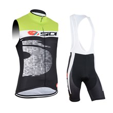 2015 SIDI Cycling Maillot Ciclismo Vest Sleeveless and Cycling Shorts Cycling Kits  cycle jerseys Ciclismo bicicletas maillot ciclismo