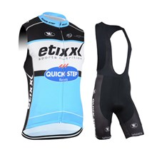 2015 Quick step Cycling Maillot Ciclismo Vest Sleeveless and Cycling Shorts Cycling Kits  cycle jerseys Ciclismo bicicletas maillot ciclismo