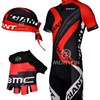 2012 GIANT Cycling Jersey and Shorts and Headscarf and Gloves