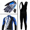 2012 giant Cycling Long Jersey+bib Pants+Gloves Long Finger