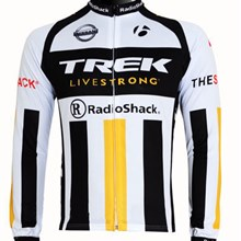 2012 trek Cycling Jersey Long Sleeve Only