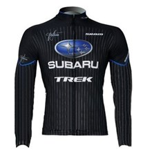 2012 subaru Cycling Jersey Long Sleeve Only