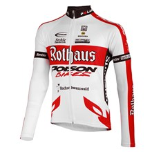 2012 rothaus Cycling Jersey Long Sleeve Only