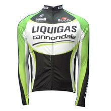 2012 liquigas Cycling Jersey Long Sleeve Only