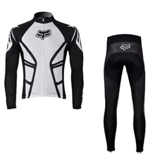 2012 ff Cycling Jersey Long Sleeve and Cycling Pants