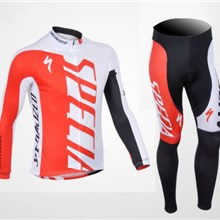 2012 SHANDIAN Cycling Jersey Long Sleeve and Cycling Pants