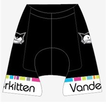 2012 women's vanderkitten Cycling Shorts Only Cycling Clothing