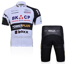 2012 BKCP Cycling Jersey Short Sleeve and Cycling Shorts Cycling Kits S