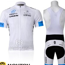 2012 Trek Cycling Jersey Short Sleeve and Cycling bib Shorts Cycling Kits Strap