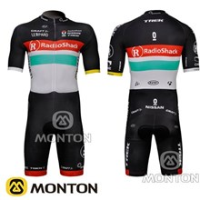 2012 Radio Shack Cycling Skinsuit