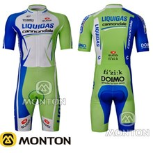2012 Liquigas Cycling Skinsuit
