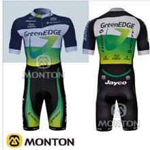2012 GreenEDGE Cycling Skinsuit
