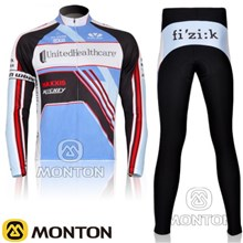 2012 Maxxis Cycling Jersey Long Sleeve and Cycling Pants Cycling Kits