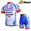 2012 giogattoli Cycling Jersey Short Sleeve and Cycling Shorts Cycling Kits S