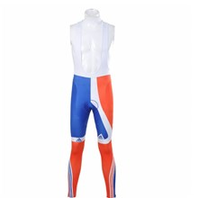 2012 sky team red blue Cycling bib Pants Only Cycling Clothing