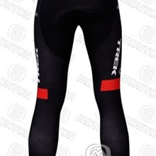 2012 radioshack red Thermal Fleece Cycling Pants Only Cycling Clothing S