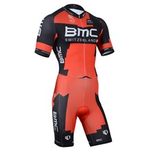2014 BMC Cycling Skinsuit
