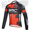 2014 BMC Cycling Jersey Long Sleeve Only Cycling Clothing S