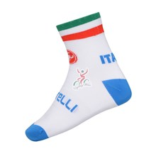 2014 castelli  blue Cycling socks bicycle sportswear mtb racing ciclismo men bycicle tights bike clothing