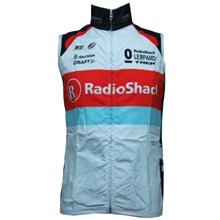 2014 RadioShack Leopard Windproof Vest Cycling Vest Jersey Sleeveless Ropa Ciclismo Only Cycling Clothing  cycle jerseys Ciclismo bicicletas maillot ciclismo  cycle jerseys XXS