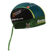 2014 Europcar Cycling Cap /Cycling Headscarf bicycle sportswear mtb racing ciclismo men bycicle tights bike clothing