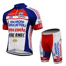 2015 ANDRONI GIOCATTOLI Cycling Jersey Short Sleeve Maillot Ciclismo and Cycling Shorts Cycling Kits cycle jerseys Ciclismo bicicletas XXS