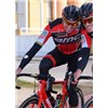 2017 BMC Cycling Jersey Long Sleeve and Cycling bib Pants Cycling Kits Strap XXS