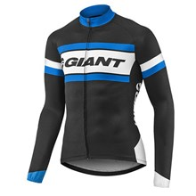 2017 GIANT  Cycling Jersey Long Sleeve Only Cycling Clothing cycle jerseys Ropa Ciclismo bicicletas maillot ciclismo XXS