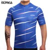 SUREA Cycling Jersey Ropa Ciclismo Short Sleeve Only Cycling Clothing cycle jerseys Ciclismo bicicletas maillot ciclismo XS