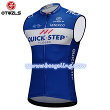 2018 QUICK STEP Cycling Vest Jersey Sleeveless Ropa Ciclismo Only Cycling Clothing cycle jerseys Ciclismo bicicletas maillot ciclismo cycle jerseys S