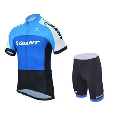 2018 Giant Club Sport Cycling Jersey Maillot Ciclismo Short Sleeve and Cycling bib Shorts Cycling Kits Strap cycle jerseys Ciclismo bicicletas XS