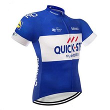 2018 Quick Step Cycling Jersey Ropa Ciclismo Short Sleeve Only Cycling Clothing cycle jerseys Ciclismo bicicletas maillot ciclismo XS