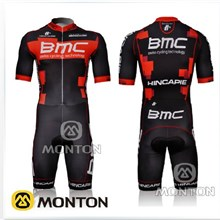 2012 BMC Cycling Skinsuit