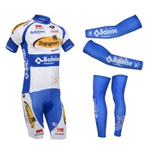 2013 topsport Cycling Jersey+Shorts+Arm sleeves+Leg sleeves
