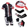 2013 pinarello Cycling Jersey+Shorts+Scarf+Arm sleeves+Gloves S