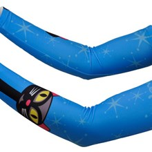 2013 blue cat Cycling Armsleeve