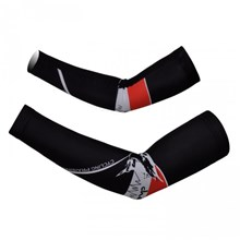 2013 redandblack Cycling Warmer Arm Sleeves