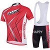 2014 FOX Cycling Jersey Short Sleeve and Cycling bib Shorts Cycling Kits Strap