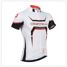2014 Castelli Cycling Jersey Short Sleeve Only Cycling Clothing