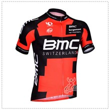2014 BMC Cycling Jersey Short Sleeve Only Cycling Clothing