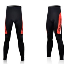 2014 SHANDIAN Thermal Fleece Cycling Pants Only Cycling Clothing