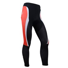 2014 CASTELLI Red Grey Thermal Fleece Cycling Pants Only Cycling Clothing
