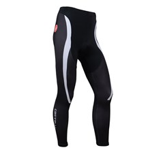 2014 CASTELLI Thermal Fleece Cycling Pants Only Cycling Clothing